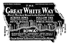 Great white way logo