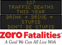 Zero Fatalities Message Monday - June 30, 2014