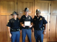 One of our own garners top safety officer honors