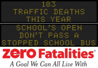 Zero Fatalities Message Monday - Aug. 18, 2014