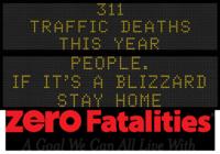Zero Fatalities Message Monday - Dec. 8, 2014