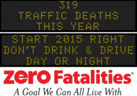 Zero Fatalities Message Monday - Dec. 29, 2014