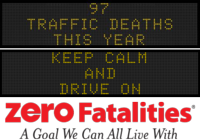 Message Monday - May 18, 2015 - Keep Calm and Drive On
