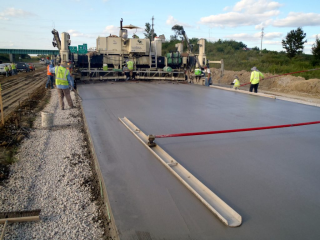 I-280 paving in Scott County