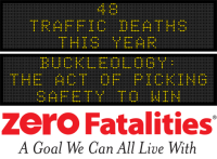 Message Monday - Buckleology:  the act of picking safety to win