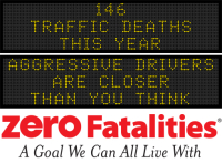 Message Monday - Aggressive drivers are closer than you think