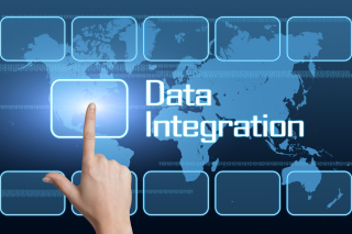 Data integration graphic