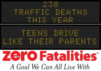 Zero Fatalities Message Monday - Oct. 20, 2014