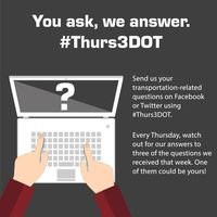 Traffic cams, signs, and U.S. 6 - Thursday 3 with the Iowa DOT #Thurs3DOT
