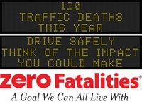 Message Monday - May 16, 2016 - Drive safely, think of the impact you could make