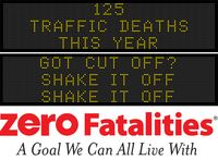 Message Monday - May 23, 2016 - Got cut off? shake it off, shake it off