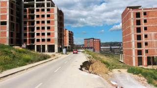 Kosovo road