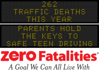 Message Monday - Parents hold the keys to safe teen driving