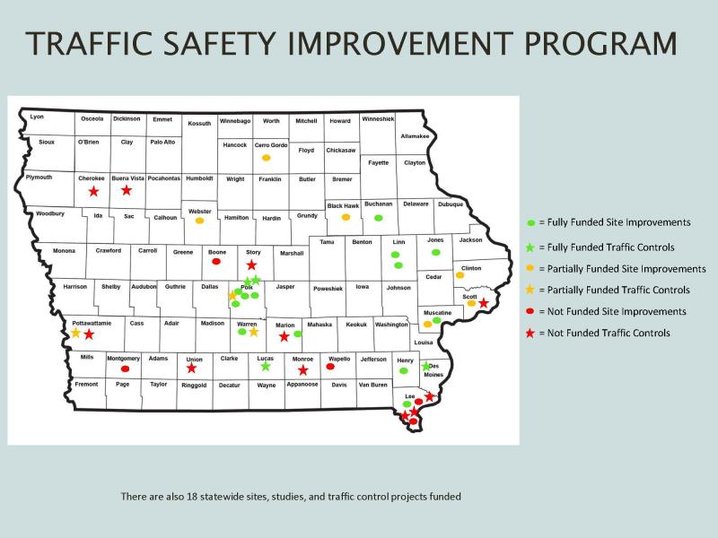 Traffic Safety Improvment Program image