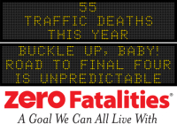 Message Monday - Buckle up, Baby! Road to final four is unpredictable