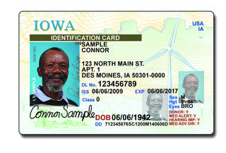 - For And Your Id Valid Nationwide Transportation Dot Is Dot's Protects Matters Identity Easy-to-obtain Card Iowa