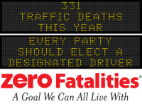 Message Monday - Every party should elect a designated driver
