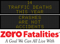 Message Monday - crashes are not accidents