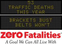 Message Monday - Brackets bust, belts won't