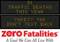 Message Monday - Yakety Yak don't text back