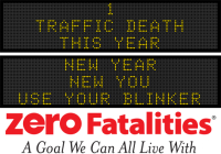 Message Monday - New Year, New You. Use your blinker