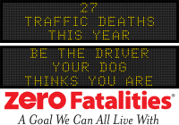 Message Monday - Be the driver your dog thinks you are