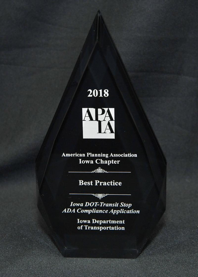 Transit award