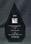 Public outreach award