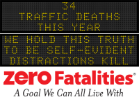 Message Monday: We hold these truths to be self-evident - distractions kill