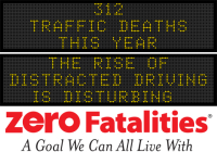 Message Monday - The rise of distracted driving is disturbing