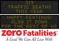 Message Monday - Happy Festivus! Slow it down for the rest of us