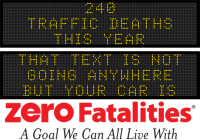 Message Monday - That text is not going anywhere, but your car is