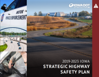 Strategic Highway Safety Plan outlines strategies to reduce crashes on Iowa roadways