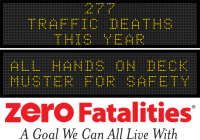 Message Monday- All hands on deck, muster for safety