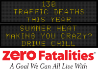 Message Monday - Summer heat making you crazy? Drive chill