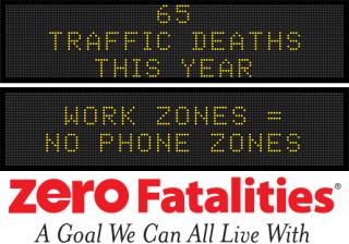 4-26 work zone no phone zone