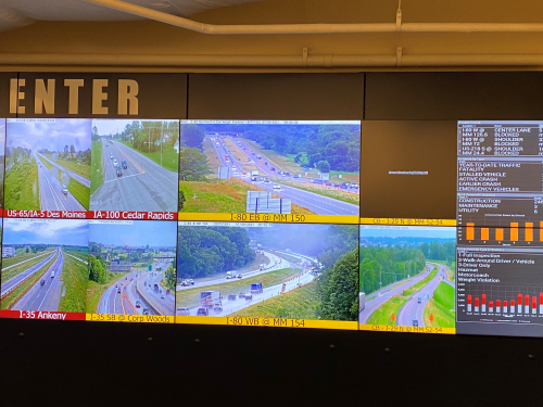 Iowa Traffic Management Center