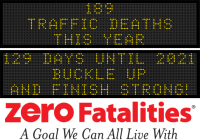 Message Monday - 129 days until 2021. Buckle up and finish strong