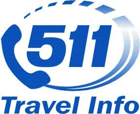 511 logo and tag line blue jpeg file
