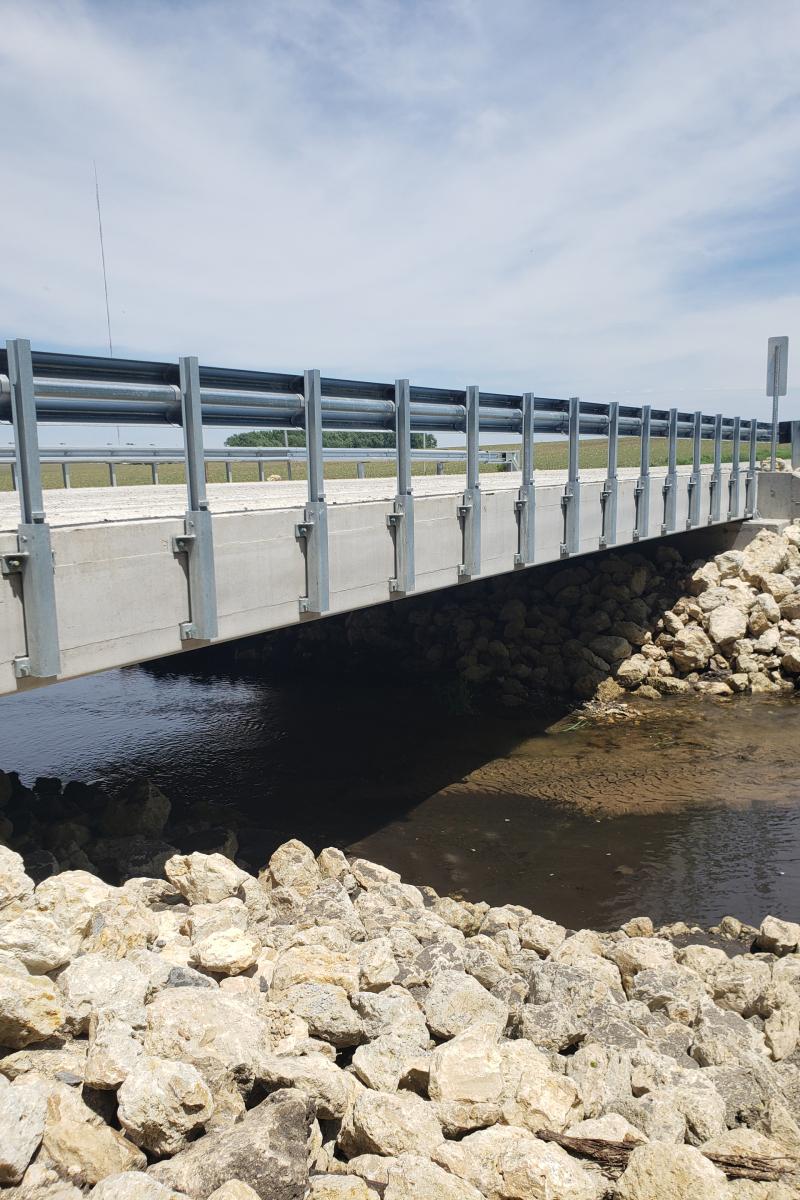 Standard bridge