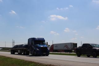 Freight traffic