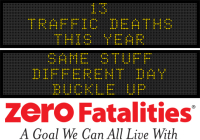 Message Monday - Same stuff, different day. Buckle up.