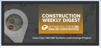Traveling in Iowa? 511 has made some updates to help you through construction season and beyond