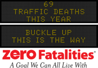 Message Monday - Buckle up. This is the way.