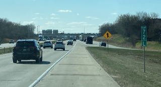Ramp signs SWMM