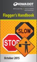 Flagger handbook cover