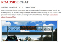 Popular interstate message program gets new name, moves to Friday