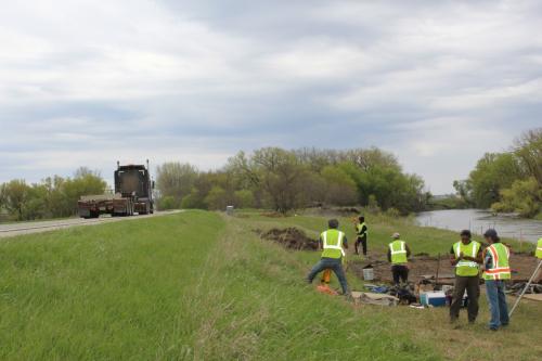 Collaboration on Iowa 31 project