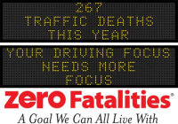 Roadside chat - Your driving focus needs more focus